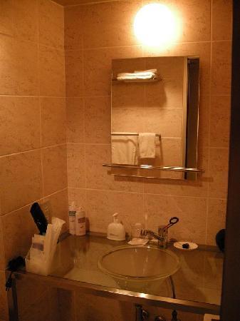 Hotel T'POINT: Bathroom