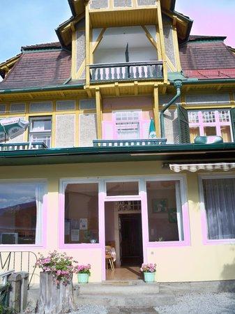 Hotel Silberhof: Außenansicht haus 1 (von 3)
