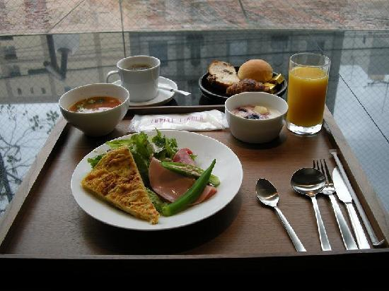 Hotel T'POINT: Breakfast