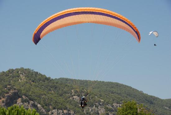 Sky Sports Paragliding: para