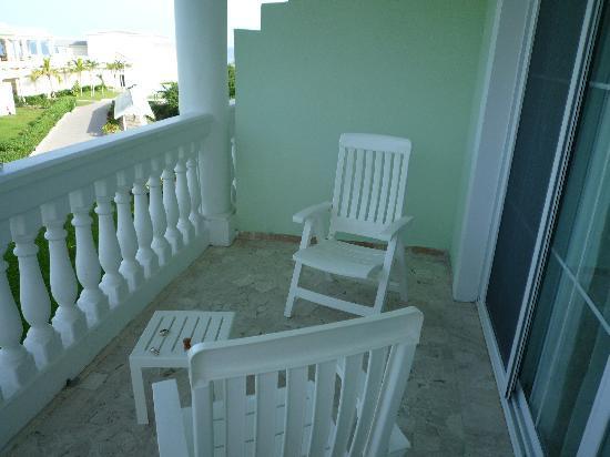 Grand Palladium Jamaica Resort & Spa: Our Balcony