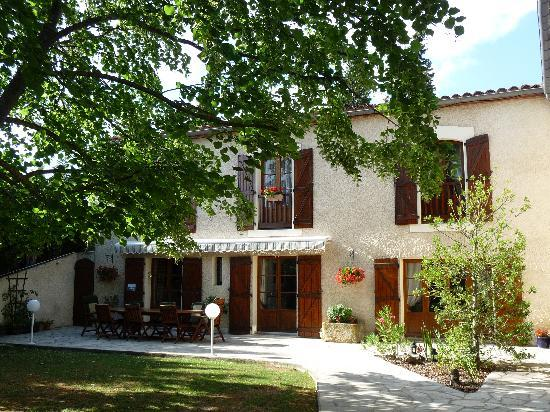 B & B in Limoux at Domaine St George: French charm