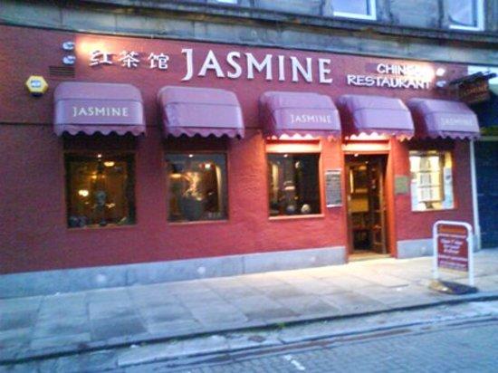 Jasmine: Outside