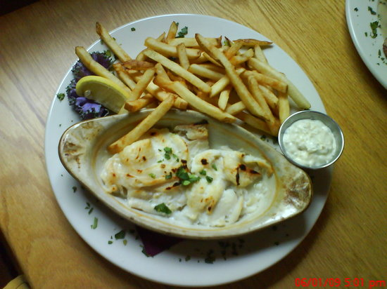 Lucas On 9: $10 all-you-can-eat broiled flounder and fries