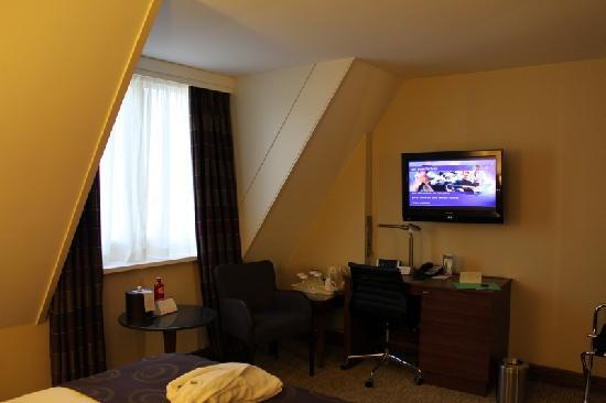 Crowne Plaza Amsterdam City Centre : Room