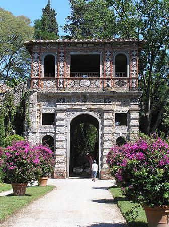 Marlia, Italië: Grotto