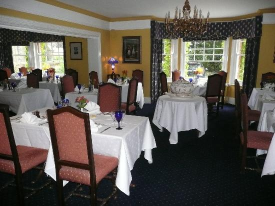 Beechwood Hotel: Dining room
