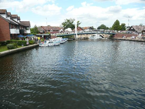 North Walsham, UK: Wroxham