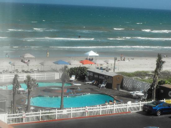Holiday Inn Beach Hotel Corpus Christi Tx