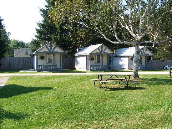 Casablanca Motel: Great little cabins