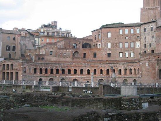 Mercati di Traiano - Museo dei Fori Imperiali: トラヤヌスのマーケット