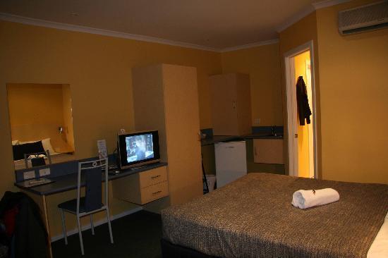 هاملتون تاون هاوس موتل: bedroom