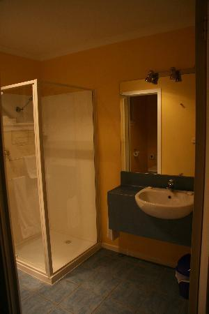 Hamilton Townhouse Motel: bathroom