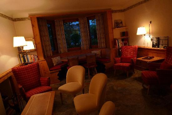 Hotel Privata: くつろげるパブリックスペース