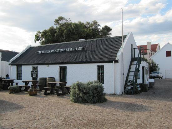 Fisherman's Cottage: Außenansicht