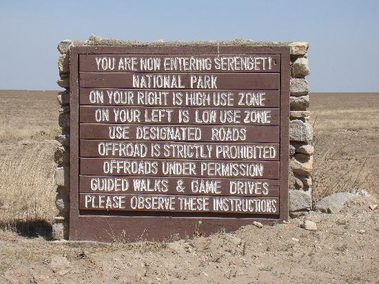 Serengeti Hippo Pool: leggi le istruzioni prima di entrare