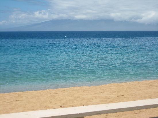 Maui Eldorado: view from cabana
