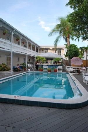 The Palms Hotel- Key West: La piscine