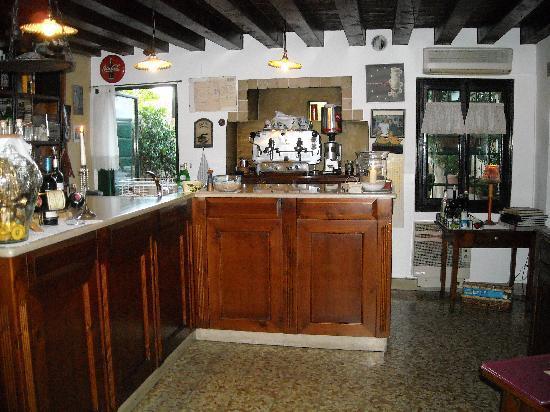 Osteria dalla Pierina : the entrance