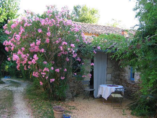 Saint-Martin d'Ardeche, Frankreich: Une des chambres d' hôte.