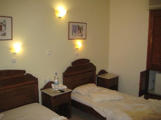 Antonia Hotel Santorini: chambre