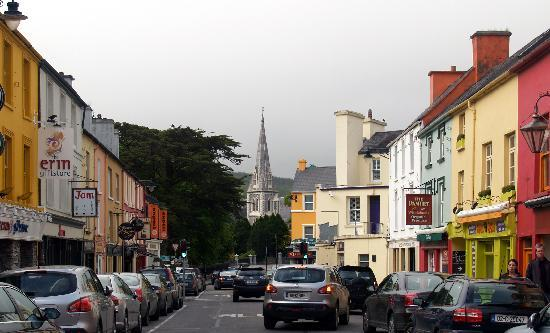 Hotels In Kenmare Town Centre
