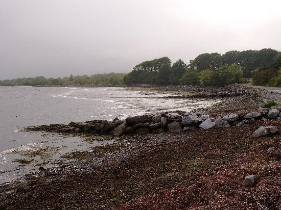เคนแมร์, ไอร์แลนด์: Kenmare shoreline