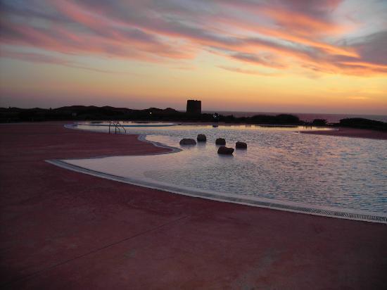 Hotel Relax Torreruja Thalasso & Spa: tramonto1
