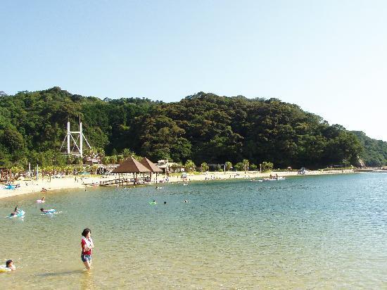 Taiki-cho, ญี่ปุ่น: ゆったり海水浴
