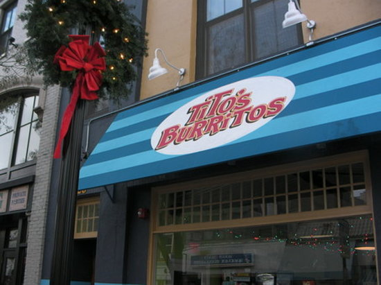 Morristown, NJ: titos opening week