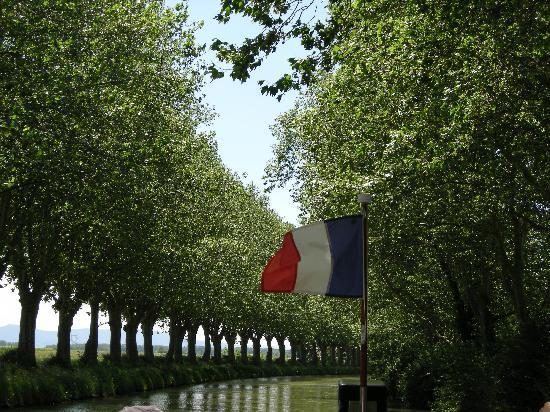 La Vigne Rousse : Cruising Canal du Midi