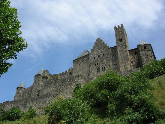 La Vigne Rousse : Carcassonne