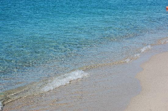 Magliacane, Italia: mare cristallino
