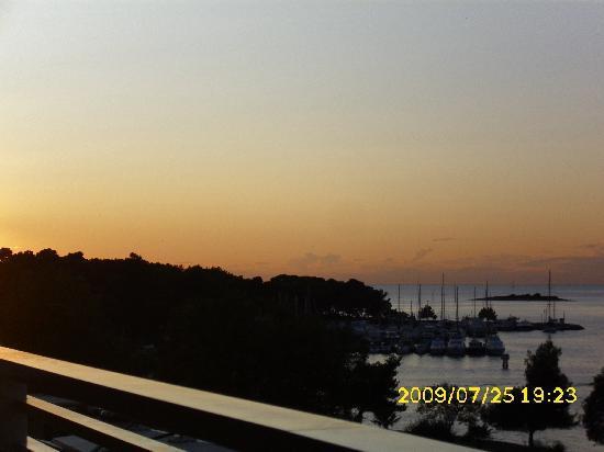 هوتل لاجونا مولينداريو: View from restaurant balcony