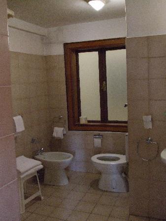 Hotel Venezia : il bagno