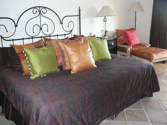 Las Mananitas: King Bed