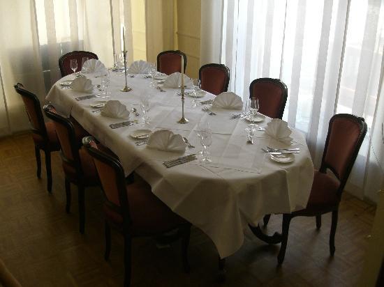 Geniesserhotel Lodner: Salle a manger
