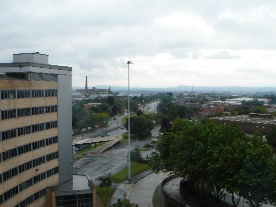 Holiday Inn Preston: View from front of Holiday Inn