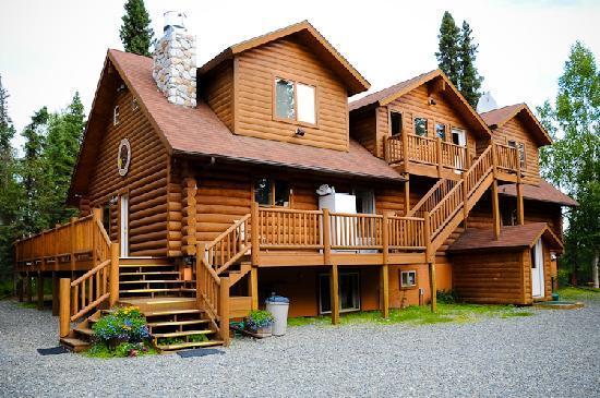 Alaska Kenai River Raven: Kenai River Raven Lodge - Soldotna