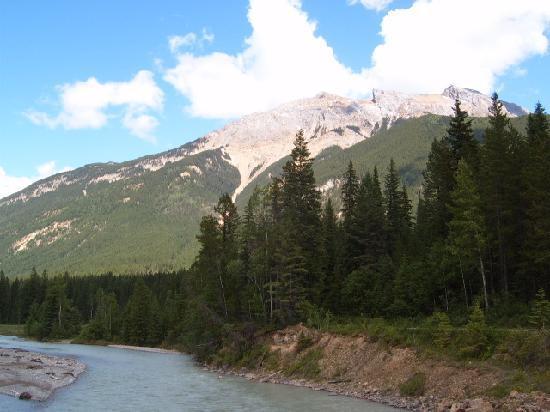 Goldenwood Lodge: mit dem Mountainbike in der Umgebung unterwegs