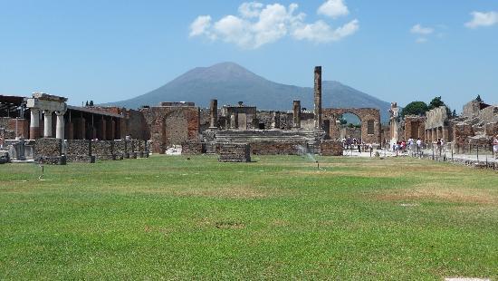 Michelangelo Hotel : Pompeii
