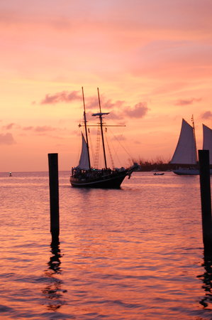 Key West, Floride : sunset