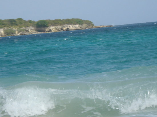Isla de Vieques, Puerto Rico: Blue Beach