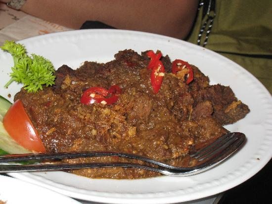 Jimbaran Rendang Beef My All Time Favourite Food From Indonesia Meat