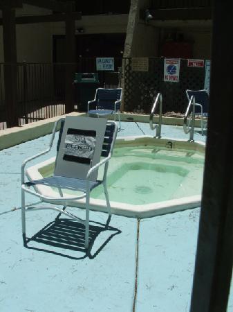 """The Inn at Silver Lakes: Spa """"Closed"""""""