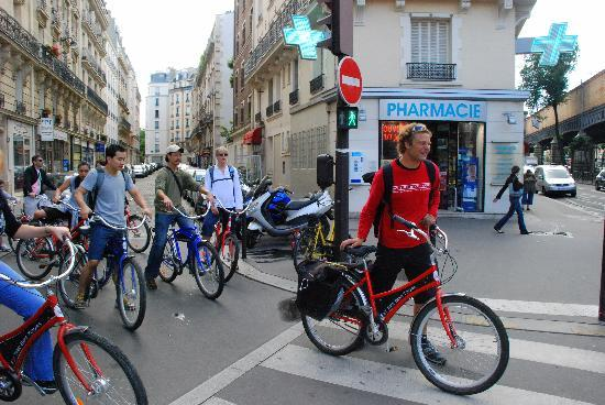 part of the versailles market picture of fat tire bike tours paris paris tripadvisor. Black Bedroom Furniture Sets. Home Design Ideas