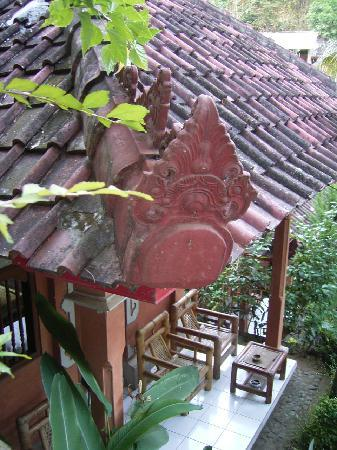 Grya Sari - the Bali Hot Springs Hotel: the bungalow at Pondok Wisata Grya Sari