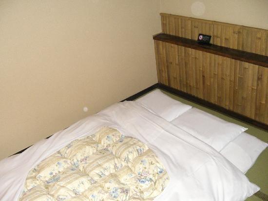 โรงแรมเอโดะยะ: Chambre japonaise