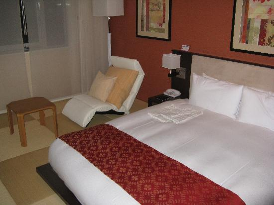 Hotel Sunroute Plaza Shinjuku: Upgrade from Queen to this