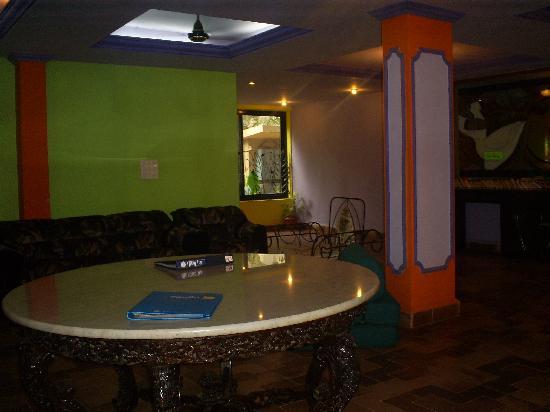 Sodder Gloria Anne Resort: Lobby